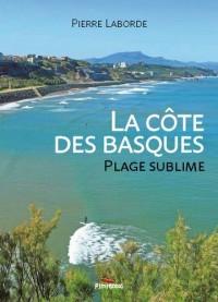 La cote des basques, plage sublime