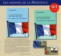 La vraie histoire de France de la guerre 1939-1945 Les enfants de la résistance