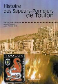 HISTOIRE DES SAPEURS-POMPIERS DE TOULON