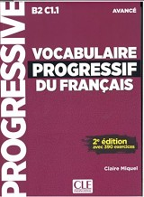 Vocabulaire progressif niveau avancé (1CD audio)