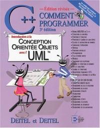 Comment programmer en C++ (1 livre + 1 CD-Rom)