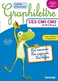 2017 Graphilettre CE2 CM1 CM2
