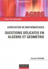 Agrégation de mathématique