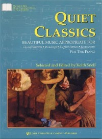 Quiet Classics For The Piano - Partitions