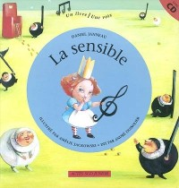 La sensible (1CD audio)