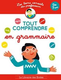 Les bons Conseils - Tout comprendre en grammaire
