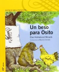 Un Beso Para Osito/ A Kiss for Little Bear
