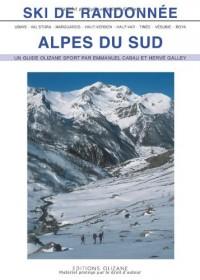 Ski de Randonnée Alpes du Sud Nouvelle Edition