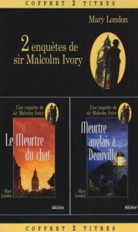 2 Enquêtes de Sir Malcolm Ivory