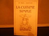 La Cuisine simple
