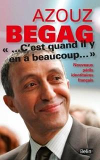'...C'est quand il y en a beaucoup...' Nouveaux périls identitaires Français
