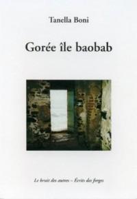 Gorée île baobab