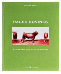 Evolution des races bovines en France