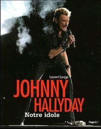 Johnny Halliday  notre icone