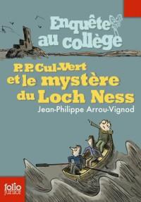 P.P. Cul-Vert et le mystère du Loch Ness