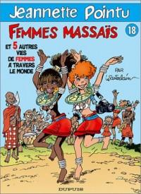 Jeannette Pointu, tome 18 : Femmes masaïs