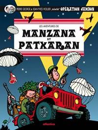 Les aventures de Manzana et Patxaran , Tome 3 : Opération jambon