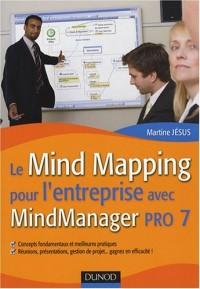 Le Mind Mapping pour l'entreprise avec MindManager Pro 7