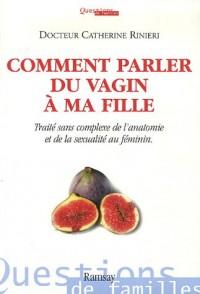 Comment parler du vagin à ma fille : Traité sans complexe de l'anatomie et de la sexualité au féminin