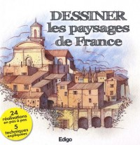 Dessiner les paysages de France (1DVD)