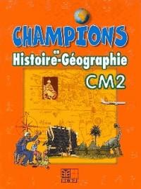 Champions en Histoire-Geographie CM2 Cameroun