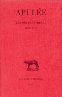 Métamorphoses, tome 2, livres IV-VI