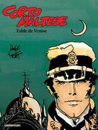 Corto Maltese (Tome 7) - Fable de Venise  width=