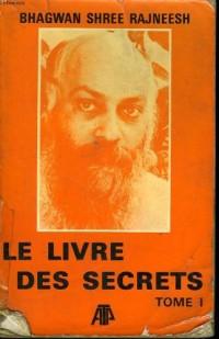 Le Livre des secrets tome 1