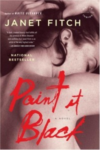 Paint It Black Fitch, Janet ( Author ) Oct-03-2007 Paperback