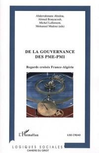 De la gouvernance des PME-PMI : regards croisés France-Algérie