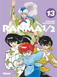 Ranma 1/2 - Édition originale - Tome 13
