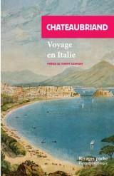 Voyage en Italie [Poche]