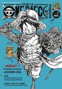 One Piece Magazine - Tome 03