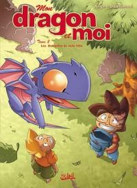 Mon dragon et moi, Tome 2 : Les entrailles de Jolie Ville