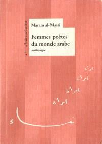 Femmes poètes du monde arabe (anthologie)
