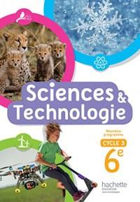Sciences et Technologie cycle 3 / 6e - Livre élève - éd. 2016