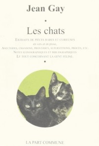 Proverbe des chats