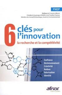 6 clés pour l'innovation : La recherche et la compétitivité