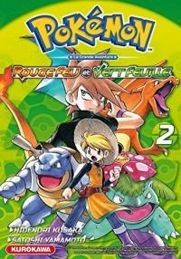 Pokémon Rouge Feu et Vert Feuille/Emeraude - Tome 2