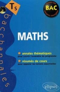 Mathematiques Terminale S Enseignement Obligatoire & De Specialite Bac 2008