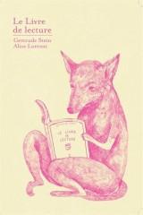 Le livre de lecture