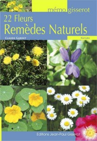 22 Fleurs Remdes Naturels - Memo