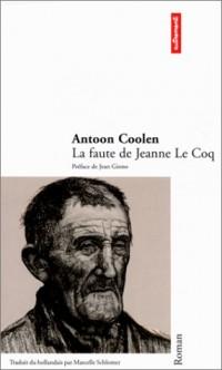 La faute de Jeanne Le Coq
