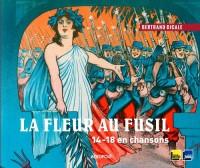 FLEUR AU FUSIL, LA GUERRE EN