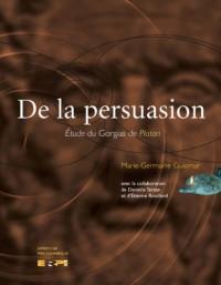 Persuasion (de la)