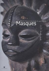 Masques : Chefs-d'oeuvre du musée du quai Branly