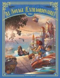 Le voyage extraordinaire, Tome 4