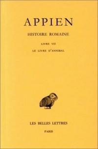 Histoire romaine. Tome III, Livre VII: Le Livre d'Annibal