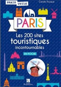 LES 200 SITES TOURISTIQUES INCONTOURNABLES