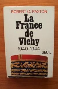 France de vichy (1940-1944) (la)